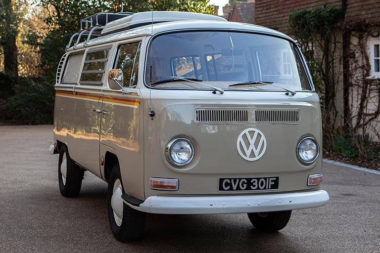 VW Campervan 1968